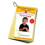 Signing Smart Diaper Bag Dictionary: Sign Language Flashcards-First Signs