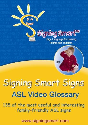 Signing Smart ASL Video Glossary DVD