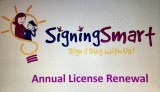 Annual Fee - Certified Signing Smart Instructors