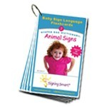 Signing Smart Diaper Bag Dictionary: Sign Language Flashcards-Animal Signs