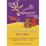 The Treasure Chest, Vol. 1: Toys and Signs DVD (Child)